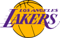 "Наклейка ""Лос-Анджелес Лейкерс - Los Angeles Lakers"""