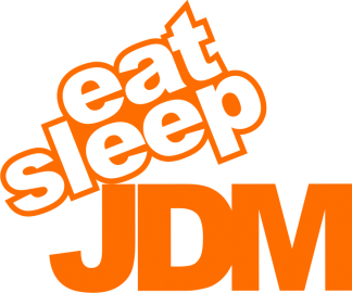 "Наклейка ""Eat, sleep, JDM"""